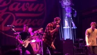 Dance Gavin Dance - The Backwards Pumkin Song (Live) 2017