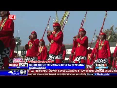 KGPAA Paku Alam X, Adipati Pertama Setelah Indonesia Merdeka