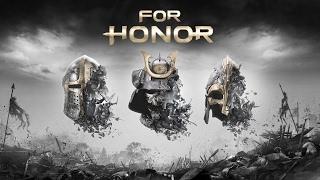 For Honor Beta Первый Взгляд (Я Играть не Умею поэтому Игра Говно)