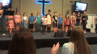 Children and Youth Lead Church Worship