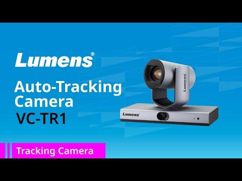 Lumens VC-TR1 Auto-Tracking PTZ Camera