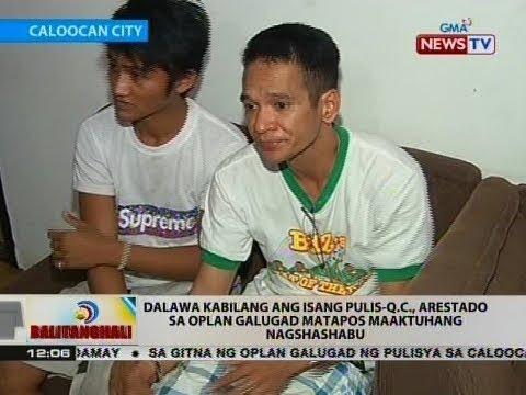 BT: Dalawa kabilang ang isang Pulis-Q.C., arestado sa oplan galugad matapos maaktuhang nagshashabu