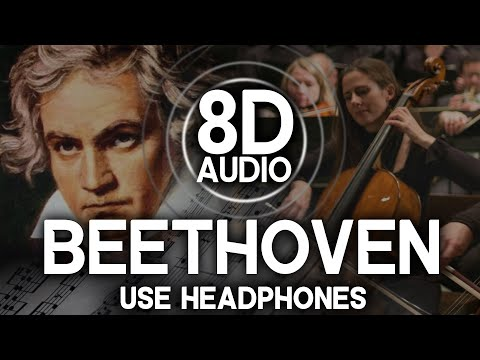 Beethoven - 9th Symphony, Finale | 8D AUDIO