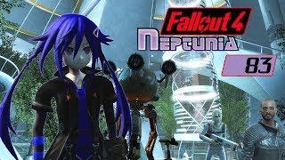 Fallout 4 Neptunia 83 - Bright Idea