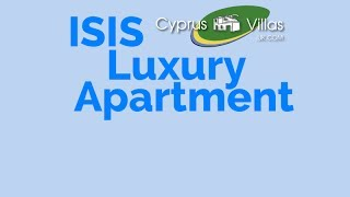 preview picture of video 'Luxury holiday apartment ISIS, Peyia, Paphos, Cyprus'