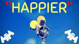 Happier    Fortnite Music Video    MarshmelloBastille