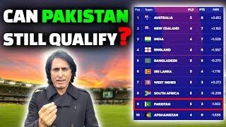 Can Pakistan Still Qualify?   Ramiz Speaks