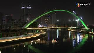Dubai: imagini cu orașul gol, ca urmare a măsurilor împotriva răspândirii COVID-19