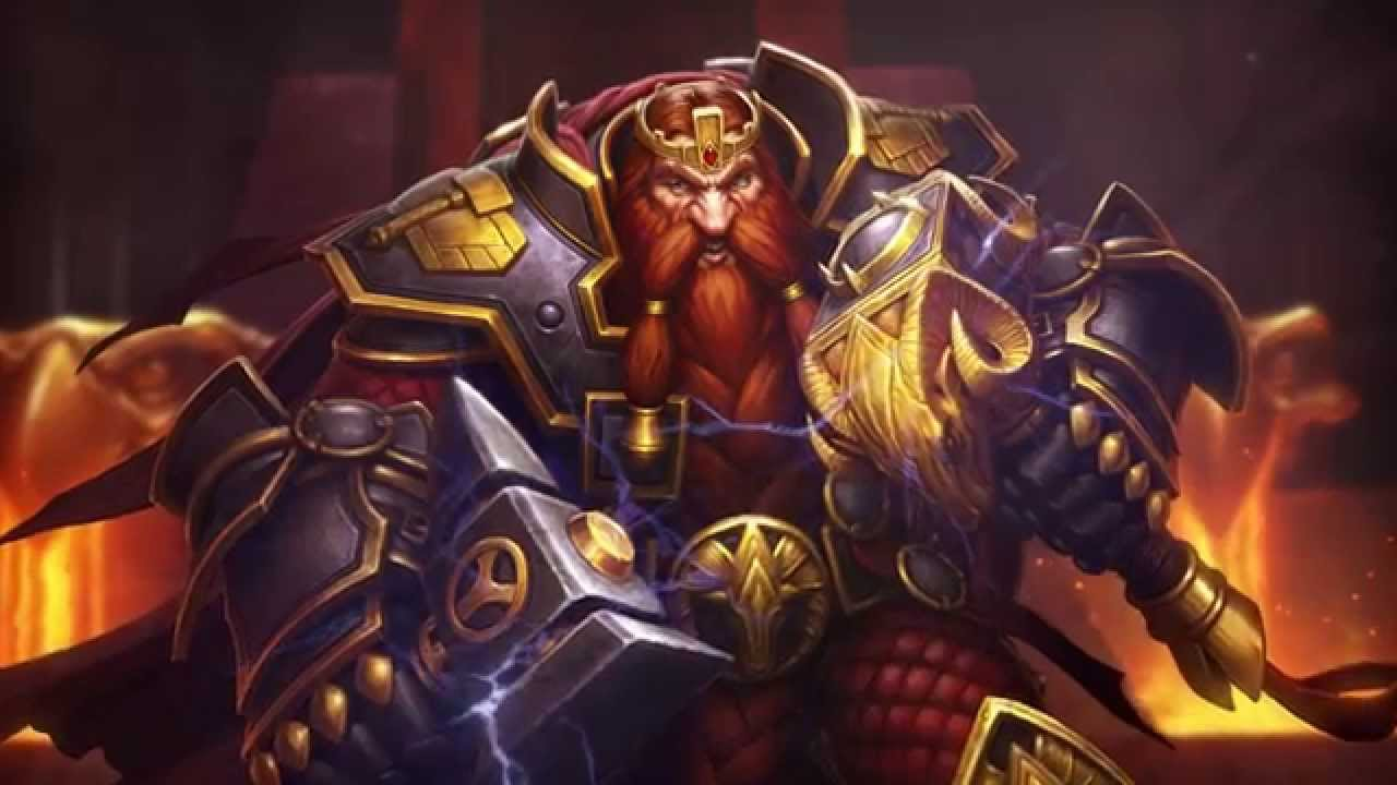 Hearthstone ra mắt tướng mới Magni Bronzebeard