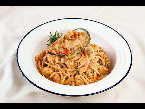 Món Ngon Mỗi Ngày – Spagetty xốt vẹm