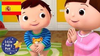 Canciones Infantiles | Aprende a Vestirte | Dibujos Animados | Little Baby Bum en Español