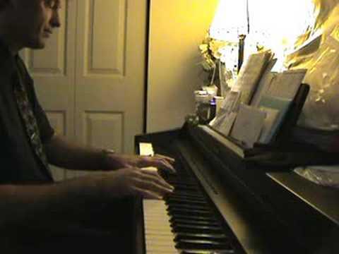 Art Tatum style improvisation, Misty