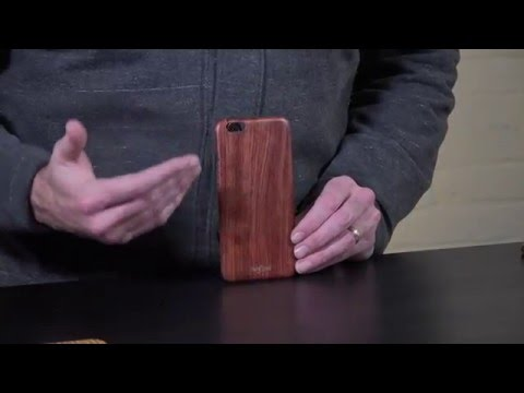 Woodline iPhone 8 Case Video