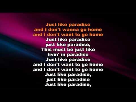 David Lee Roth   Just Like Paradise