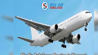 Get Emergency Air Ambulance in Bhopal by Sky Air Ambulance