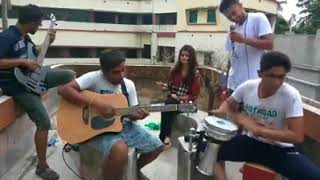 Bhojibo Tomar Ranga Choron