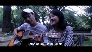 Kasih Jangan Kau Pergi - Cover Clip Lyric ( Wahyu Widyas Saputra )