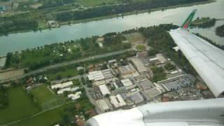 preview picture of video 'Alitalia EMBRAER ERJ-170 decollo da Milano Linate (LIN)'