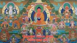 Mantra de Buda Amithaba.