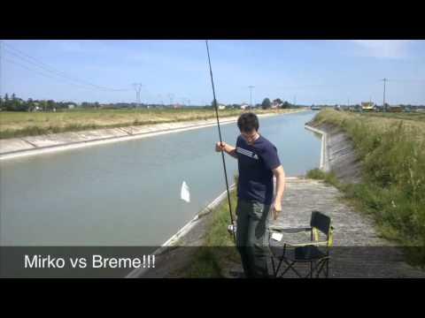 Pesca di estuario di zhulansky