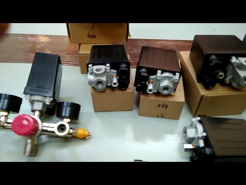 Автоматика и Реле давления (Прессостат) для компрессора