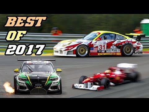 BEST OF 2017 - Motorsport sounds (LP670 GT1, 991 RSR, 360 cs, DTM, F1, Rally, )