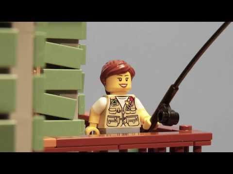 Vidéo LEGO Ideas 21310 : Le vieux magasin de pêche