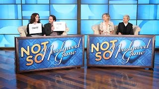 The Not-So-Newlywed Game