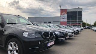 Большие цены на авто в г.Таураге. Литва. Машины из Франции