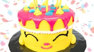 Shopkins Cake: How To Make Shopkins Wishes Birthday Cake From Cookies Cupcakes And Cardio