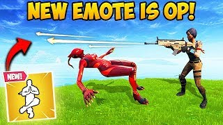 THE *SIT-UP EMOTE* IS OP! - Fortnite Funny Fails and WTF Moments! #430