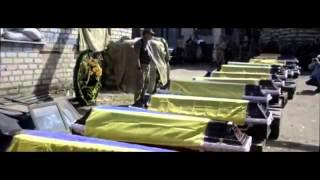 """MC Val - Дети бандеровской матери (Видео похорон бойцов батальона """"Айдар"""")."""