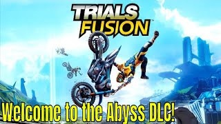 Trials Fusion - Welcome To The Abyss - DLC First Playthrough (Xbox One)
