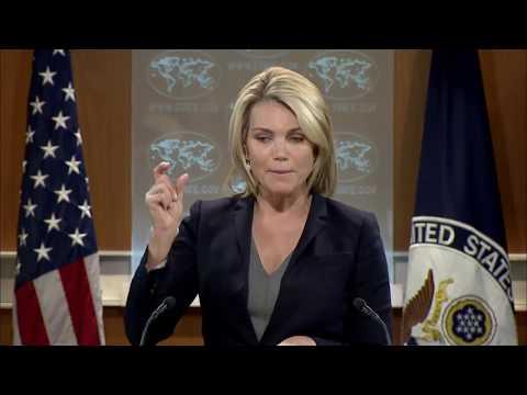 State Department Press Briefing - June 6, 2017