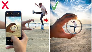 Crazy Phone Photography Ideas With Wide Angle #shorts