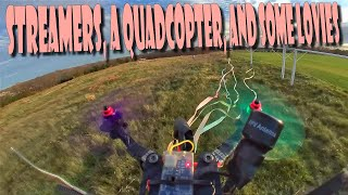Streamers, A Quadcopter, And Some Lovies | Forck-In Quad FPV Freestyle Insta360 GO