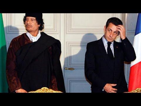 Γαλλία: Υπό κράτηση ο Νικολά Σαρκοζί
