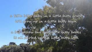 Alan Jackson - Little Bitty (with lyrics)