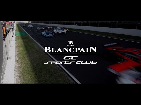 Blancpain GT Sports Club 2018 - Season HIGHLIGHT