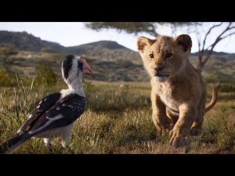 Ο Βασιλιάς των Λιονταριών – Νέο Μεταγλωττισμένο Trailer
