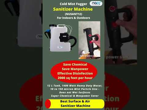 Office Sanitizer Machine