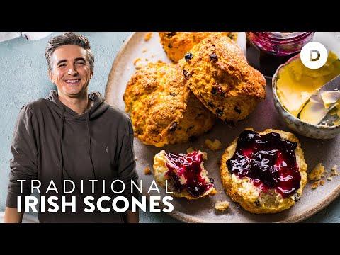 Traditional Irish Scones – EASY Home Baking Recipe!