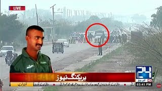 Pakistan Brings Indian Pilot Abhinandan At Wagah Border