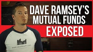 ❗ Dave Ramsey's mutual funds exposed. | FinTips🤑