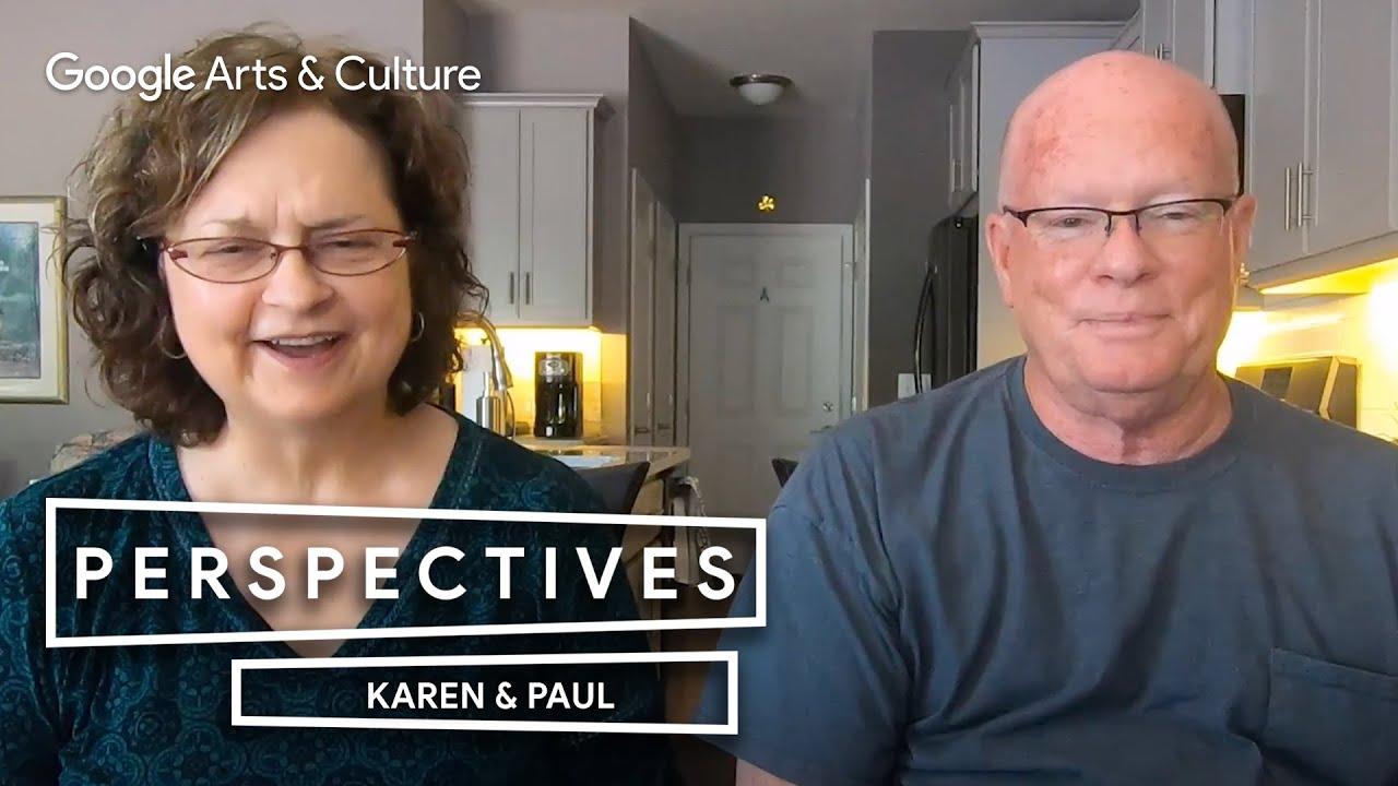 Karen & Paul's Italien Honeymoon