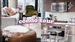 MY CONDO TOUR ☆ Small Space Hacks + Home Decor Tips!