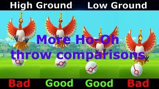 Download Youtube: More Ho-Oh Curve Excellent Throw Comparisons