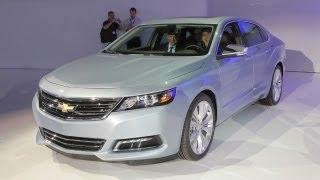 [RoadandTrack] 2014 Chevrolet Impala @ 2012 New York Auto Show