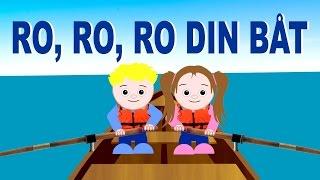 Ro, ro, ro din båt - Barnesanger på norsk