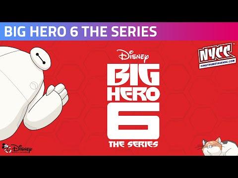 Big Hero 6 - The Series